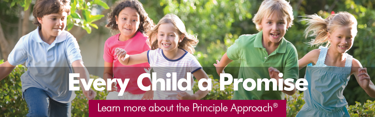 Every Child a Promise: Learn more about the Principle Approach®